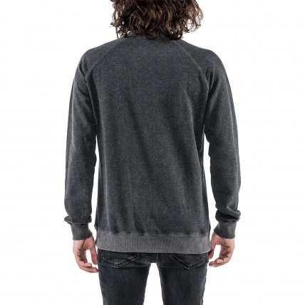 Mystic Cape Fear Sweat in Grey back