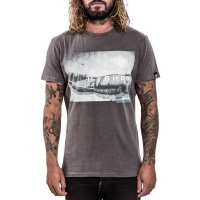 Mystic - Higher T-Shirt in Grey