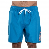 Mystic - Brand Elastic Board Shorts 18in Blue