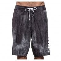 Mystic - Brand Stretch Board Shorts 21.5in Black
