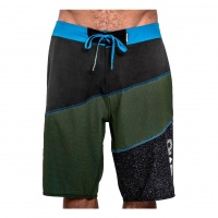 Mystic - LEN10 21.5in Board Shorts Dark Grey