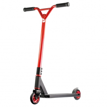 Mod Scooters Fusion Red Pro Scooter