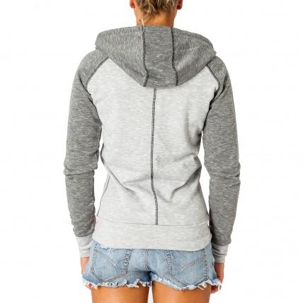 Mystic Dusk Womens Sweatshirt with hood