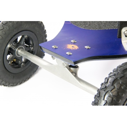 HQ Raid Assassin 8in mountainboard front