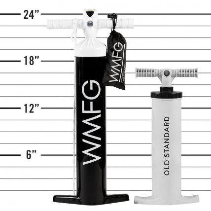 WMFG Tall Kitepump 1.0T Size comparison