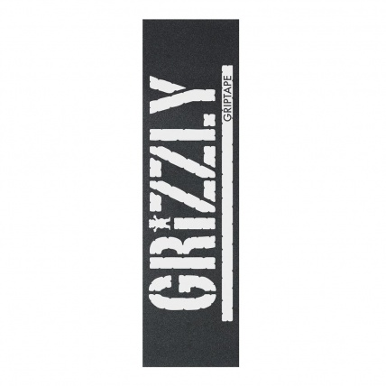 Grizzly Griptape Oversized Stamp