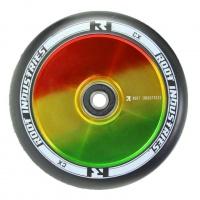 Root Industries - Air Wheel 110mm in Rasta on Black