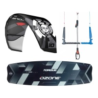 Ozone - Enduro V2 Freestyle Kitesurfing Package