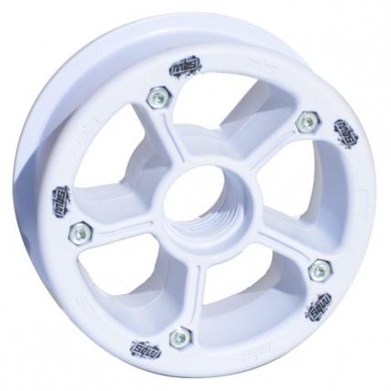 MBS Rockstar II Hub White