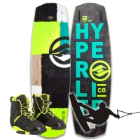 Hyperlite - PBJ Beginner Wakeboard Package