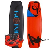 Ronix  - District Park Beginner Wakeboard Package