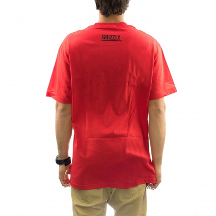 Grizzly-OG-Bear-Logo-Tee-in-red-rear-view.jpg