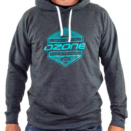 Ozone Inspired Grey Hoody