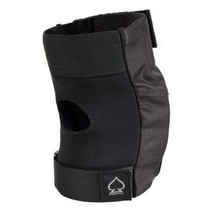ProTec Street Knee/Elbow Pad Set Knee Back Detail