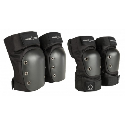 ProTec Street Knee/Elbow Pad Set Pads