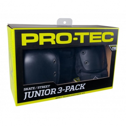 ProTec Street Gear Junior 3 Piece Pad Set