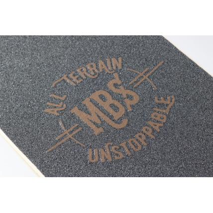MBS All Terrain Skateboard Grip