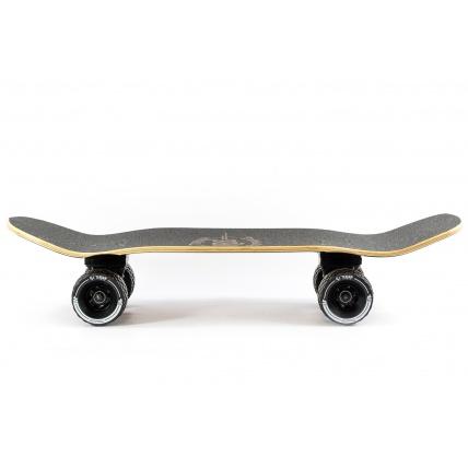 MBS All Terrain Skateboard Side