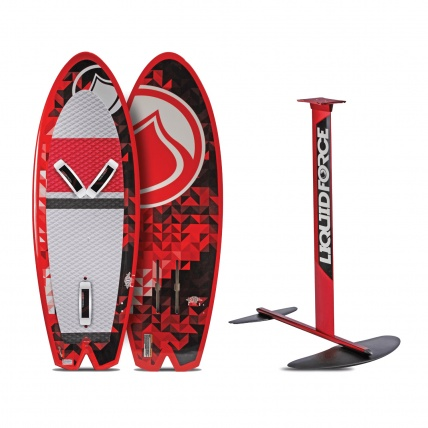 Liquid Force Rocket Fish Kitesurfing Hydrofoil Board