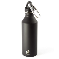 MIZU - Premium Black M8 Bottle with Hybrid Cap