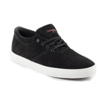 Diamond - Supply Co. Torey Black Suede Skate Shoes
