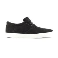 Diamond - Supply Co. Torey Black Suede Skate Shoes