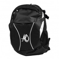 AO Scooters - Backpack in Black and Grey
