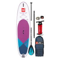 Red Paddle Co. - 10ft 6in Ride Ex Demo Inflatable Paddleboard