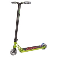 Grit Scooters - Tremor 2018 in Green and Satin Black