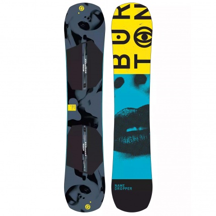 Burton Name Dropper 2018 Snowboard