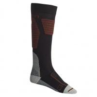 Burton - Ultralight Wool Sock in True Black