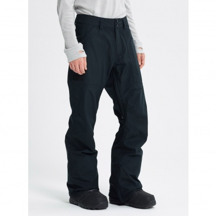 Burton Ballast Gore Tex True Black Mens Snowboard Pants