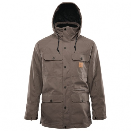 Thirtytwo ashland jacket in ash