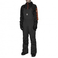 Thirty Two - Black Basement Bib Snowboard Pants