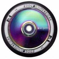 Root Industries - Air Wheel 110mm in Rocket Fuel Rainbow on Black