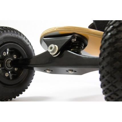 Kheo Flyer V2 Mountainboard Truck Close up