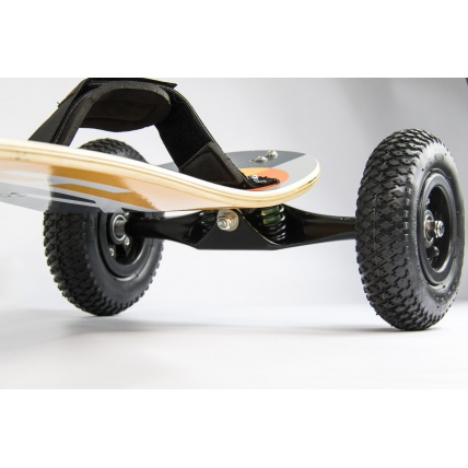 Kheo Flyer V2 Mountainboard Underneath