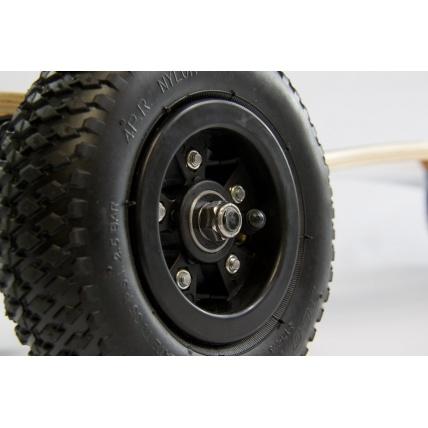 Wheel on Kheo Flyer V2 Mountainboard
