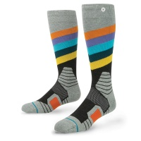 Stance - Golden Veins Fusion Merino Sage Snow SOcks