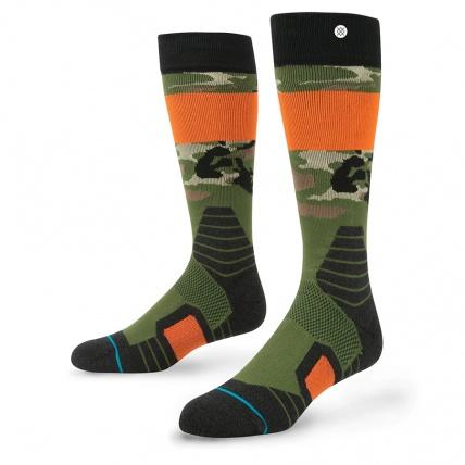 Stance Legend Fusion mens Merino Snowboard Socks