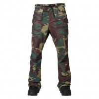 Analog - Field Snowboard Pant in Surplus Camo