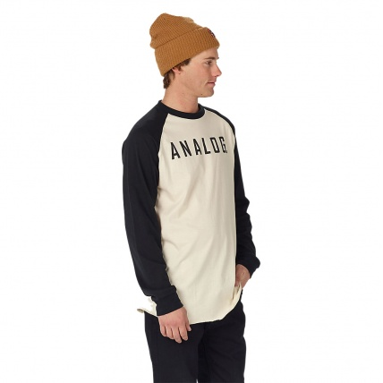 Burton Analog Agonize Long Sleeve Base Layer T shirt