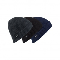 Analog - 3 Pack Beanies Navy / Grey / Black