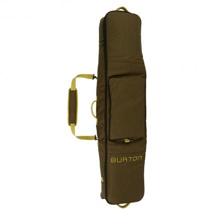 Burton Wheelie Gig Travel Snowboard Bag in Jungle