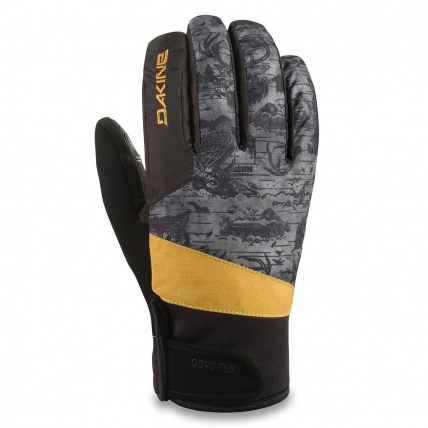 Dakine Impreza GORE-TEX Pipe Gloves in Watts top