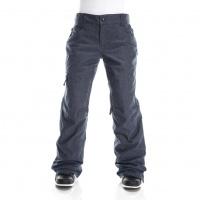686 - Authentic Patron Blue Denim Womens Snow Pant