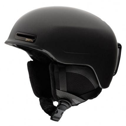 Smith Allure Womens Snow Helmet in Black Pearl