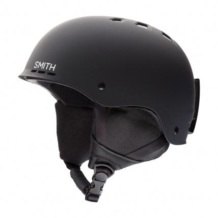 Smith Holt2 Snow Helmet in Matte Black