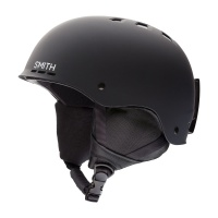 Smith - Holt 2 Snowboard Helmet in Matte Black