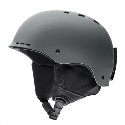 Smith Holt 2 Snowboard Helmet in Matte Charcoal